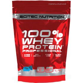 SCITEC 100% Whey Protein Professionell Polvo 500g, Vanilla